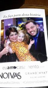 Familia Tritono 2 festa 10 anos revista Noivas Rio