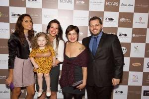 Foto Festa 10 anos Revista Noivas Rio com Sabrina e Patrícia
