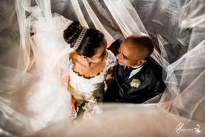 Foto casamento Thais Pinheiro e Gustavo Villa Morena